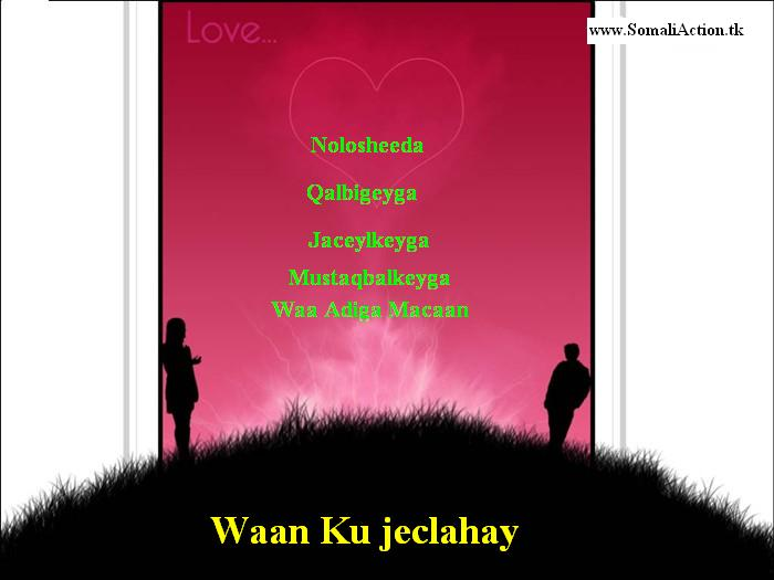 Waan Ku Jeclahay