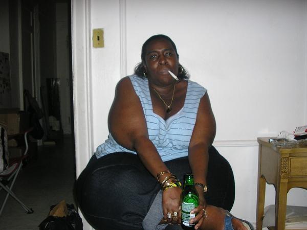очень жирные негритянки фото
