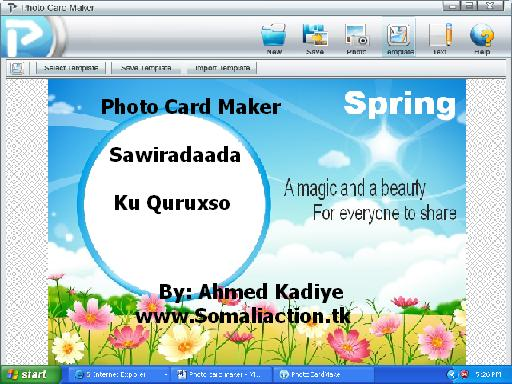 Photo Card Maker