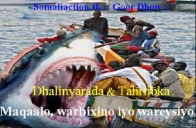 Dhalinyarada Somalida iyo Tahriibka